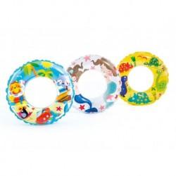 Nafukovací kruh - vodní svět - 61 cm - 6-10 let - Intex