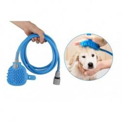 Ruční masážní sprcha pro zvířecí mazlíčky