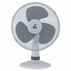 Stolní ventilátor S-140 - bílý - Grupo FM