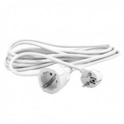 Prodlužovací kabel Schuko Silver Electronics - bílý - 2 m