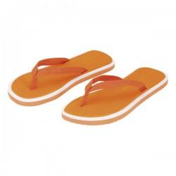 Pánské žabky 149860 - oranžové