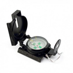 Kompas s vysokou přesností 147286 - černý