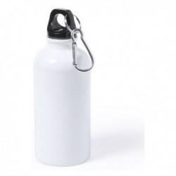Hliníková láhev 145341 - 400 ml - bílá