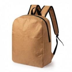 Batoh z recyklovaných materiálů 146371 - hnědý