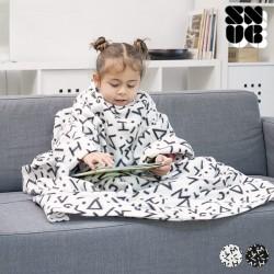 Dětská deka s rukávy Symbols One Kids - Snug Snug