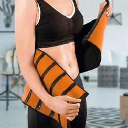 Sportovní pás se sauna efektem na cvičení a hubnutí - InnovaGoods