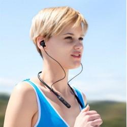 Magnetická bezdrátová sportovní sluchátka - InnovaGoods