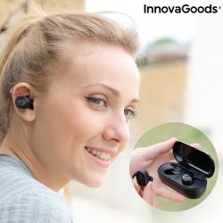 Bezdrátová sluchátka s magnetickým nabíjením eBeats - InnovaGoods