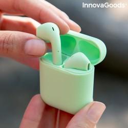Bezdrátová sluchátka s magnetickým nabíjením NovaPods - InnovaGoods