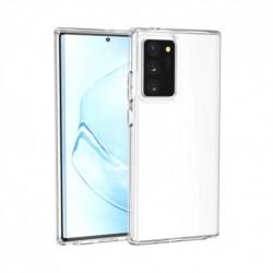 Extrémně odolný nárazuvzdorný kryt pro Samsung Galaxy Note 20 - Terminator style - transparentní
