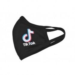 Textilní rouška - TikTok - 1 ks