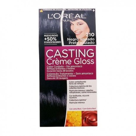 Barva na vlasy bez amoniaku - Casting Creme Gloss - LOreal Expert Professionnel