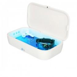 Univerzální UV sterilizátor Box Pro - 10 W - bílý - KSIX