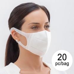 Hygienické roušky Intelmask SH20 Soft Harness - 20 ks