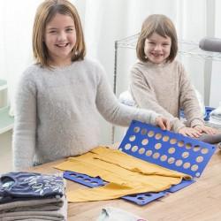 Deska na skládání dětského oblečení - InnovaGoods