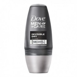 Kuličkový deodorant Men Invisible Dry Dove (50 ml)