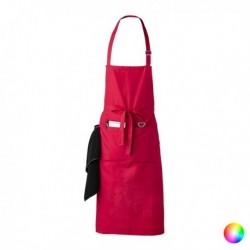 Zástěra s kapsou (95 x 70 cm) 146051 - Červený