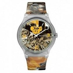 Pánské hodinky E06503M1 - 45 mm - Marc Ecko