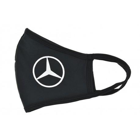 Textilní rouška na více použití - Mercedes 1