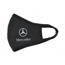 Textilní rouška na více použití - Mercedes 2