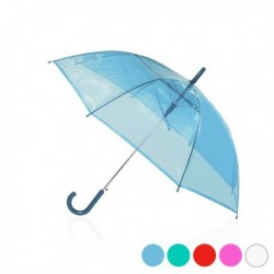Poloprůhledný deštník s automatickým otevíráním 144689
