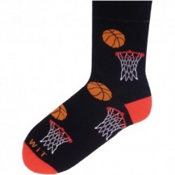 Unisex ponožky - basketbal - WiTSocks