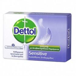 Antibakteriální toaletní mýdlo Sensitive - 100 g - Dettol