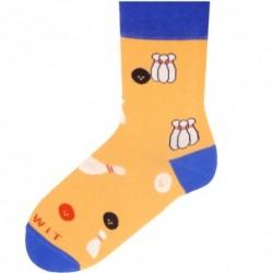 Unisex ponožky - bowling - WiTSocks