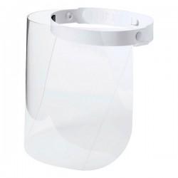 Ochranný obličejový štít 142574 - bílý