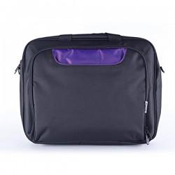 Taška na notebook - 15,6 - černo-fialová - Approx