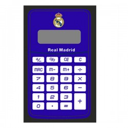 Kalkulačka s logem F.C. Real Madrid - modro-bílá