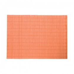 Bambusové prostírání 149316 - 45 x 30 cm - oranžové