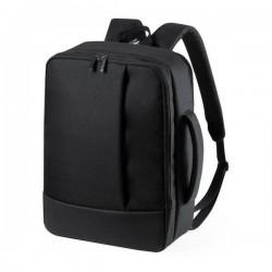 Batoh a taška na notebook 146509 - 2 v 1 - černá