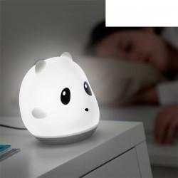 Silikonová dotyková lampa - panda - InnovaGoods