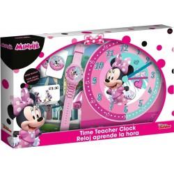 Sada na učení času - s Minnie Mouse - Euroswan