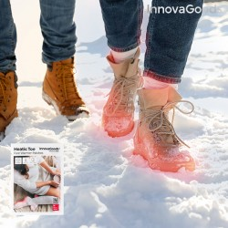 Vložky na chodidla pro zahřívání nohou Heatic Toe - 10 ks - InnovaGoods