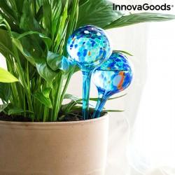 Automatické zavlažovací koule do květináčů Aqualoon - 2 ks - InnovaGoods