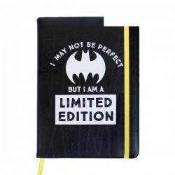 Zápisník s motivem Batmana - A5