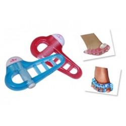 Relaxační gelové nástavce pro péči o nohy - 6 ks