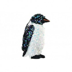 Dekorativní tučňák - 19 cm