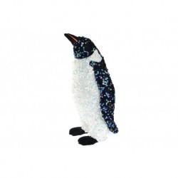 Dekorativní tučňák - 35 cm