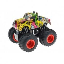 Autíčko na setrvačník 4x4 - 1 ks - Wiky
