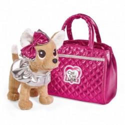 Pejsek Chi Chi - Glam Fashion - s taškou - Simba