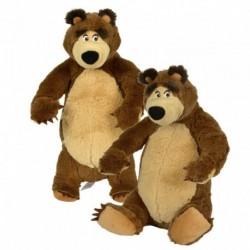 Plyšový medvěd - 25 cm - Máša a medvěd - Simba