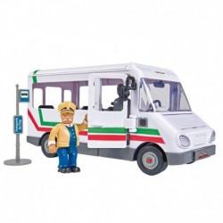 Trevorův autobus - Požárník Sam - 21 cm - Simba