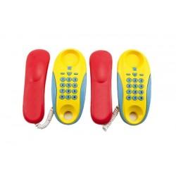 Plastové telefony do pokojíčků - Rappa