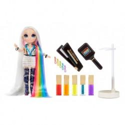 Panenka s vlasovým studiem Rainbow High - MGA