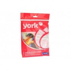 Síťka na praní jemného prádla se zipem - 40 x 5 cm - York