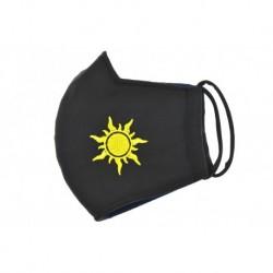 Rouška ze silnější textílie - slunce