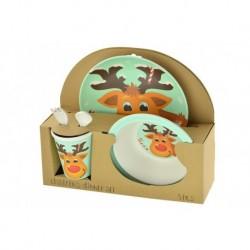 Sada dětského nádobí - se sobíkem - 5 ks - Excellent Houseware
